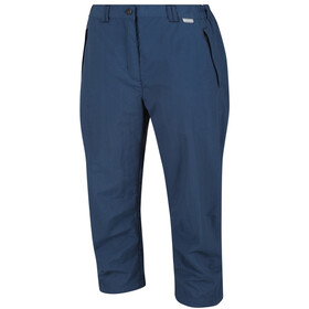 Regatta Chaska II Capris Women dark denim